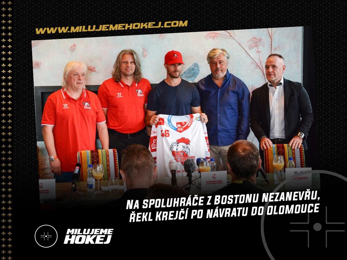 (foto: David Krejčí, zdroj: hc-olomouc.cz)